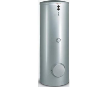 Вертикальный стальной водонагреватель Vitocell 100-B (300 л.) (серебристый)