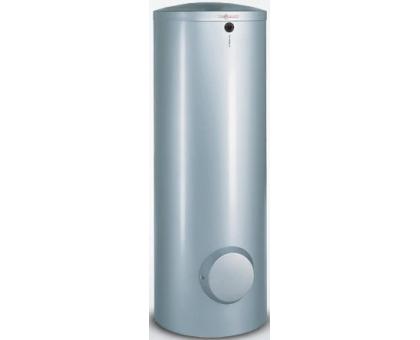 Стальной вертикальный емкостный водонагреватель Vitocell 100-V (200 л.) (серебристый)