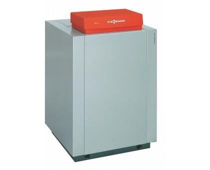 Газовый котел Vitogas 100-f 35 кВт (GS1D876) c базовой автоматикой Vitotronic 100 тип KC4B